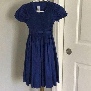 Carolina Zapf New York Satin Dress